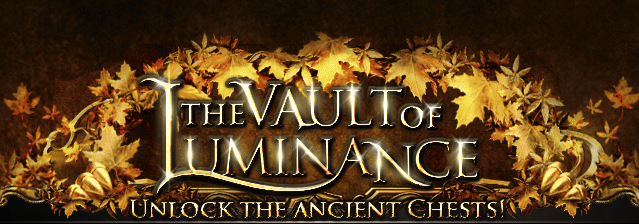 The Vault of Luminance Banner Page