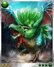 Dragon of Thanksgivings (Genesis)