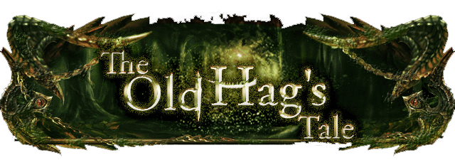 The Old Hag's Tale banner