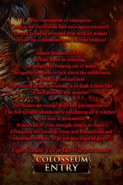 Apostolates of Bloodlust Intro