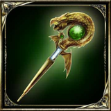 Emerald Staff