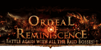 Ordeal of Reminiscence
