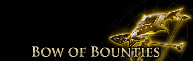 Bow of Bounties Page Banner