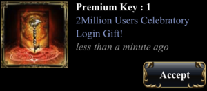 2 Million Users Gift