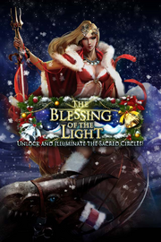The Blessing of Light Loading Screen