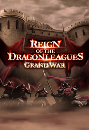 Reign of the Dragon Leagues Grand War Loading Screen