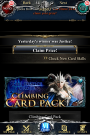 King of the Mountain Pack - Claim Prize