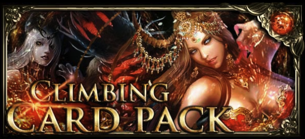 Climbing Card Pack ToF1