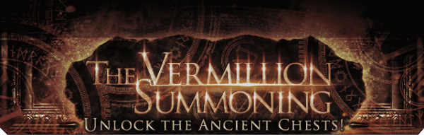 The Vermillion Summoning Banner Page