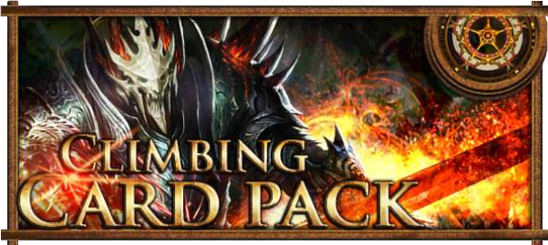 Roll of Favor Card Pack 2 - Climbing Card Pack
