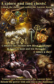 The Archive of Forsaken Chronicles Collage Ad