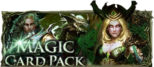 Rival Faction Card Pack 1 Magic
