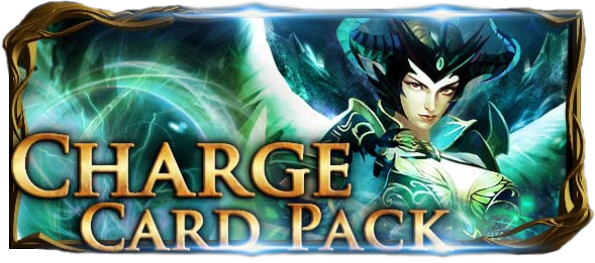 Charge Card Pack 13