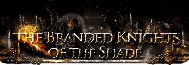 The Branded Knights of the Shade page