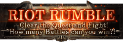 Riot Rumble 2 banner.small