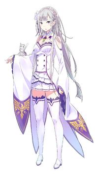 Emilia Portrait Half