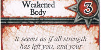 Weakened Body
