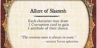 Allure of Slaanesh