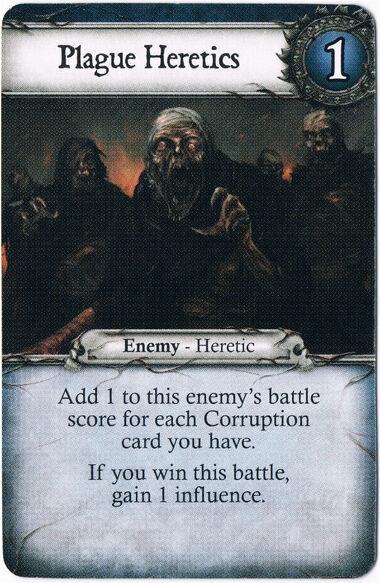 Plague Heretics