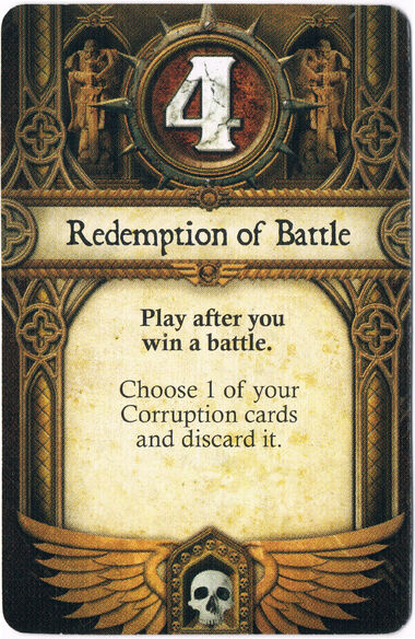 Redemption of Battle