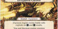 Ectoplasma Cannon
