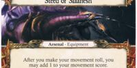 Steed of Slaanesh