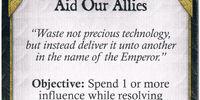 Aid Our Allies