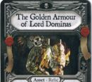 The Golden Armour of Lord Dominas