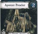 Apostate Preacher