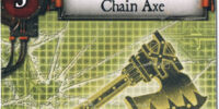 Chaos Chain Axe
