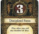 Disciplined Focus (X2)
