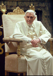 Pope Benedictus XVI january,20 2006 (2) mod