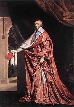 Cardinal Richelieu (Champaigne)