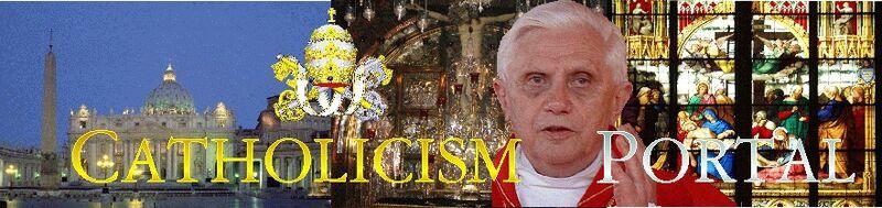 Portal Catholicism Symbol