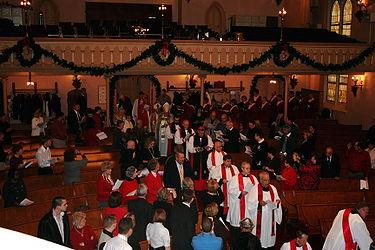Consecrations 2009 2