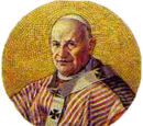 List of encyclicals of Pope John XXIII
