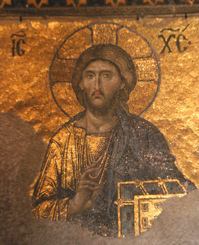File:Hagia Sophia Christ.jpg
