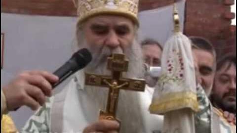 Patrijarh Pavle preminuo -Serbian Orthodox Church head Pavle dies at 95