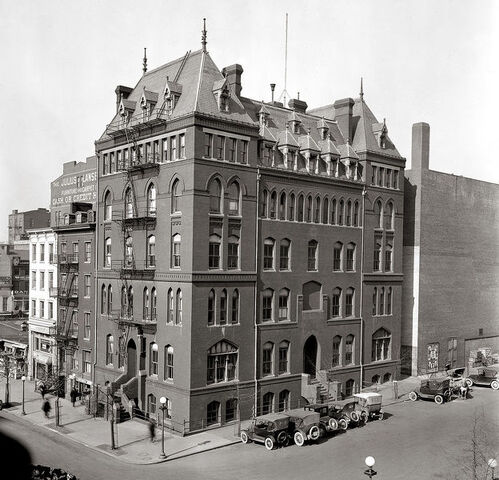 File:Salvation Army, Washington, D.C. - circa 1920.jpg