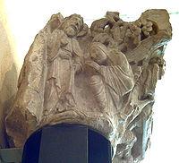 File:Capitel de Sta María la Real (Aguilar de Campoo) M.A.N. Inv.50201 01.jpg