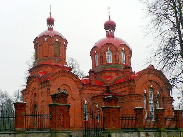 File:Poland Białowieża Orthodox church.jpg