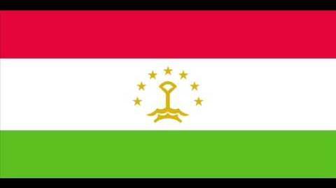 National Anthem of Tajikistan (Vocal)