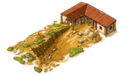 Sandgrube groß