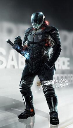 Sabre Force Profile