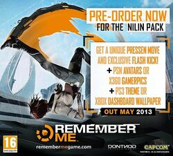 Remember Me - Nilin Pack