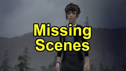 Life is Strange Episode 2 Beta. Kate and Daniel's missing scenes.
