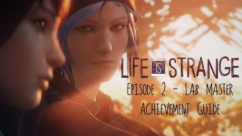 Life is Strange - Episode 2 Lab Master Achievement Guide (All Photos Collectibles)