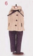Petite Mode - Winter Clothing - 6
