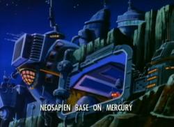 Mercury Outpost