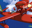 Porco's Plane